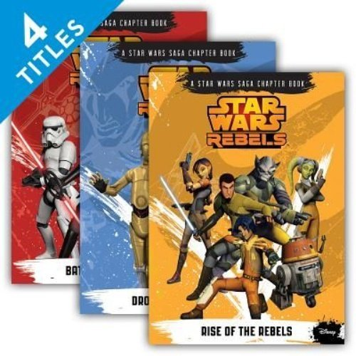 Star Wars Rebels (Library Binding): Michael Kogge