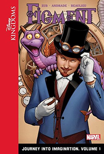 9781614794455: Figment: Journey into Imagination: Volume 1
