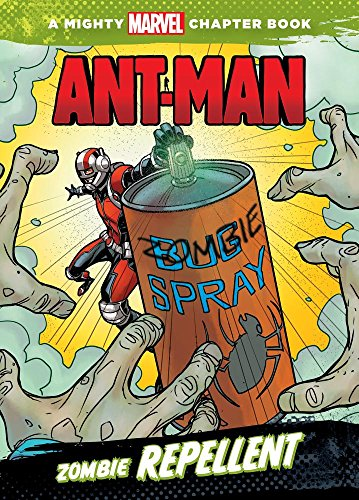 9781614794790: Zombie Repellent (Mighty Marvel Chapter Books: Ant-Man)