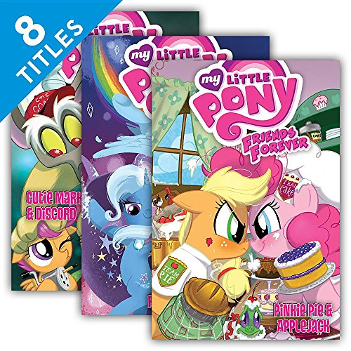 My Little Pony: Friends Forever (Library Binding)