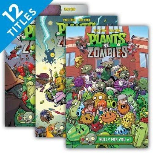 Plants vs. Zombies (Library Binding): Paul Tobin