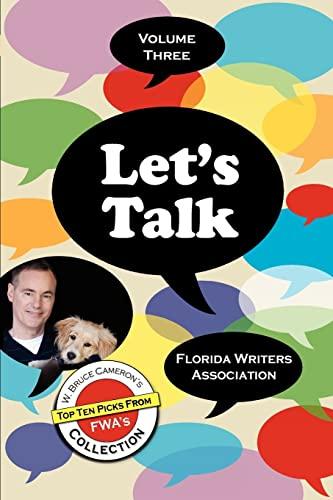 9781614930624: Let's Talk, Florida Writers Association -Volume Three