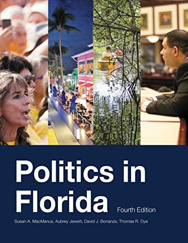 Politics in Florida: Suan A. MacManus,