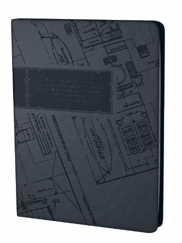 9781614940975: Noble Blueprint Premium Journal