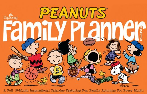 9781614943082: Peanuts 2015 Family Planner