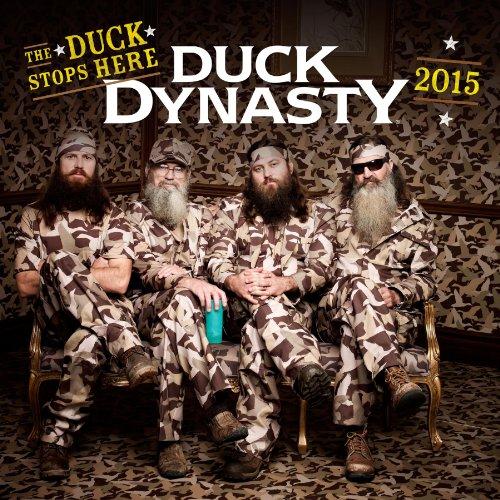 9781614944294: Duck Dynasty 2015 Calendar