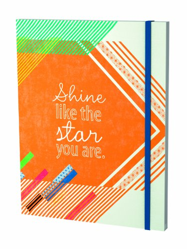 9781614947806: Shine Bright Select Notebook Journal
