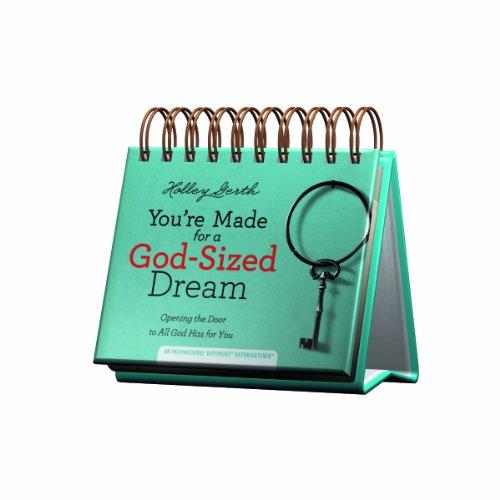 9781614948223: God-Sized Dreams DayBrightener Perpetual Calendar