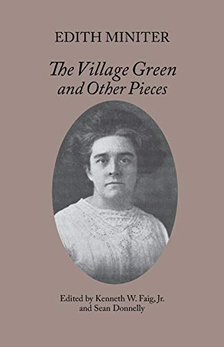 9781614980742: The Village Green and Other Pieces