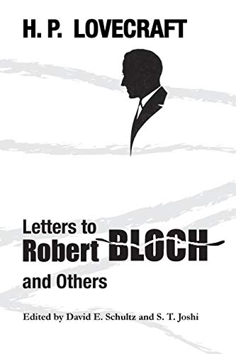9781614981374: Letters to Robert Bloch and Others