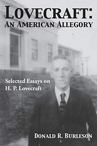 9781614981381: Lovecraft: An American Allegory (Selected Essays on H. P. Lovecraft)