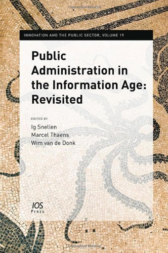 9781614991366: Public Administration in the Information Age: Revisited - Volume 19 Innovation and the Public Sector