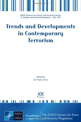 9781614991496: Trends and Developments in Contemporary Terrorism (NATO Science for Peace and Security Series E: Human and Societal Dynamics)
