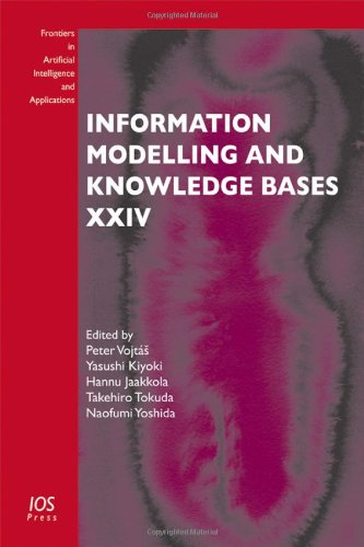 9781614991762: Information Modelling and Knowledge Bases XXIV (Frontiers in Artificial Intelligence and Applications)