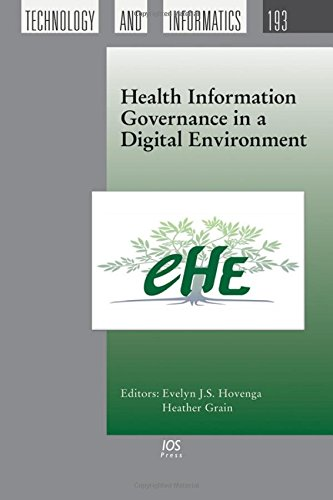 Health Information Governance in a Digital Environment (Studies in Health Technology and ...