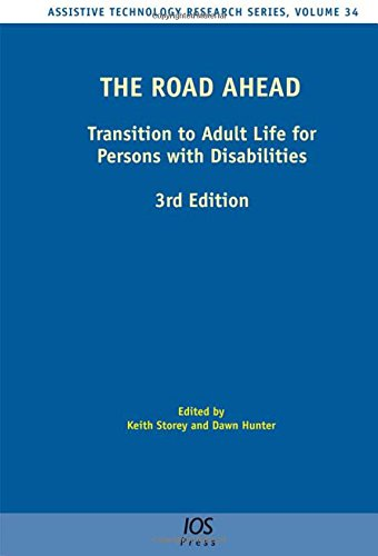 9781614993124: The Road Ahead: Transition to Adult Life for Persons with Disabilities (Assistive Technology Research)