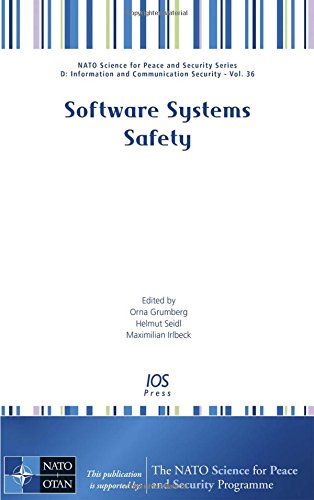 9781614993841: Software Systems Safety (NATO Science for Peace and Security Series D: Information and Communication Security)