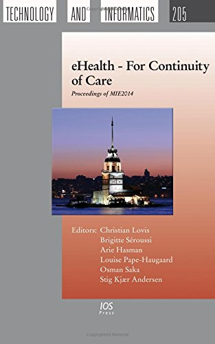 eHealth For Continuity of Care (Studies in Health Technology and Informatics) (Hardcover)