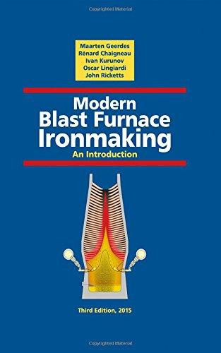 9781614994985: Modern Blast Furnace Ironmaking 2015: An Introduction