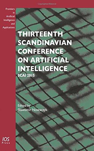 Thirteenth Scandinavian Conference on Artificial Intelligence:SCAI 2015: 278: -