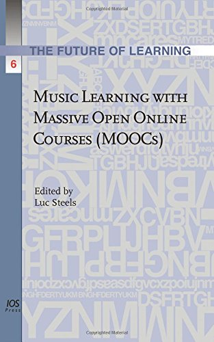 9781614995920: Music Learning with Massive Open Online Courses (MOOCs) (The Future of Learning)