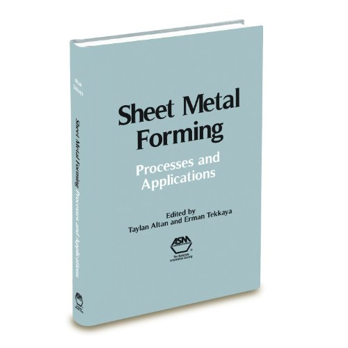 9781615038442: Sheet Metal Forming Processes and Applications