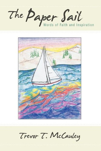 9781615071821: The Paper Sail: Words of Faith and Inspiration