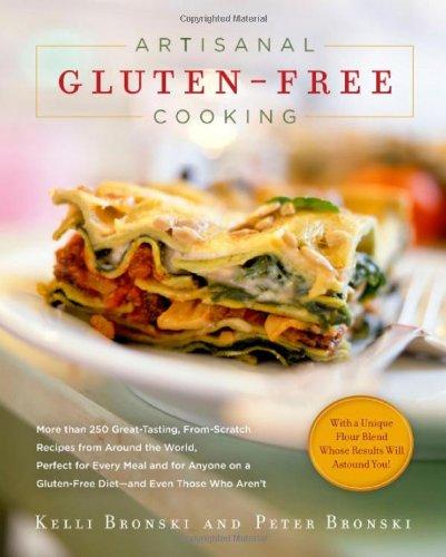9781615190034: Artisanal Gluten-Free Cooking