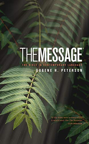 9781615211074: The Message Personal Size