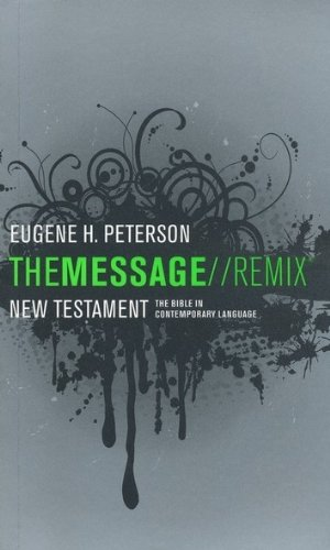 The Message//REMIX New Testament