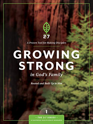 Growing Strong In Gods Family (2:7 Series V1)