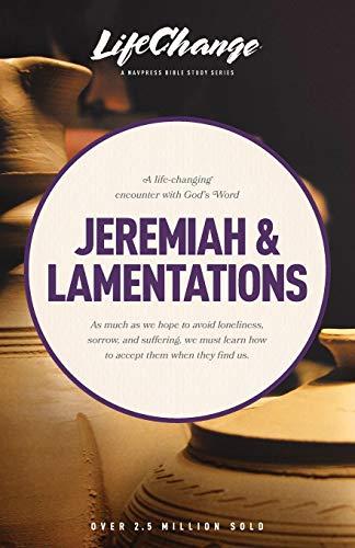 Jeremiah & Lamentations (LifeChange)