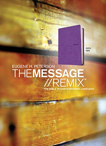 9781615219247: The Message//REMIX: The Bible in Contemporary Language
