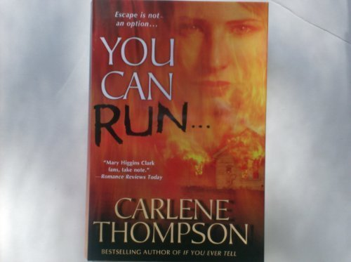 9781615230112: You Can Run Large Print Edition