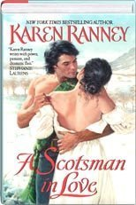 9781615230754: A Scotsman in Love (Hardcover BCE)
