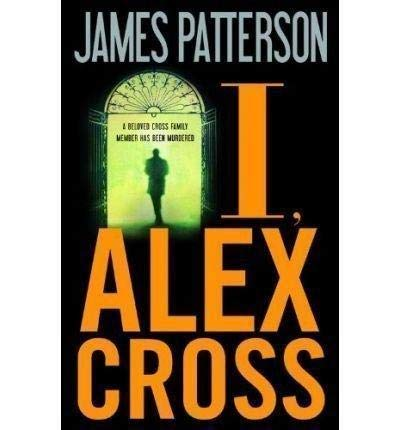9781615231027: I, Alex Cross ( Large Print)