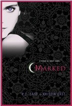 Marked (Marked: A House of Night Novel): Cast, P.C. Kast