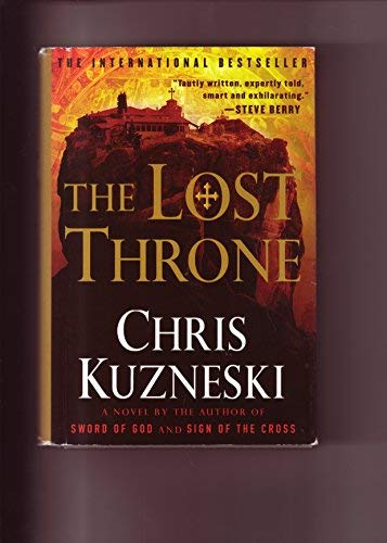 9781615232352: The Lost Throne (Large Print)