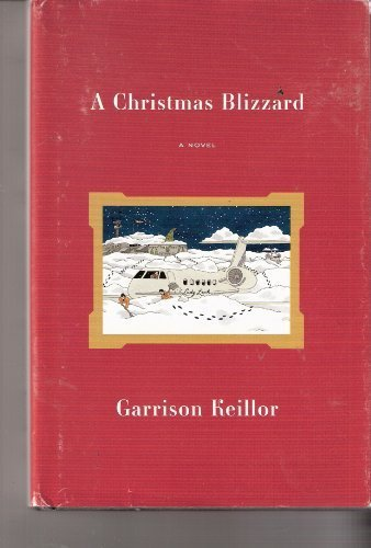 9781615234981: A Christmas Blizzard; Large Print Edition