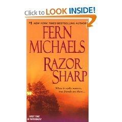 9781615235353: Razor Sharp - Large Print (The Sisterhood, 14)