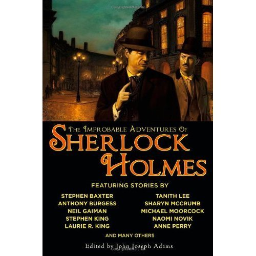 9781615235513: The Improbable Adventures of Sherlock Holmes