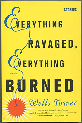 9781615235773: Everything Ravaged, Everything Burned: Stories