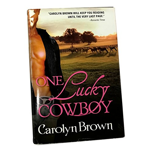 9781615236268: One Lucky Cowboy (Hardcover BCE)