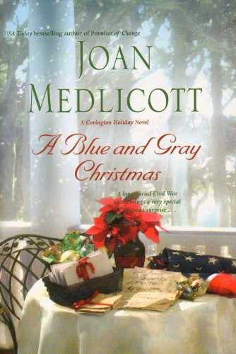 9781615236770: A Blue and Gray Christmas - Large Print Edition