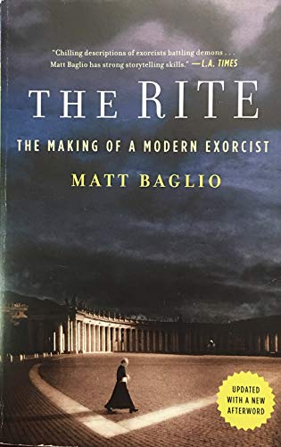 9781615236992: The Rite the Making of a Modern Exorcist