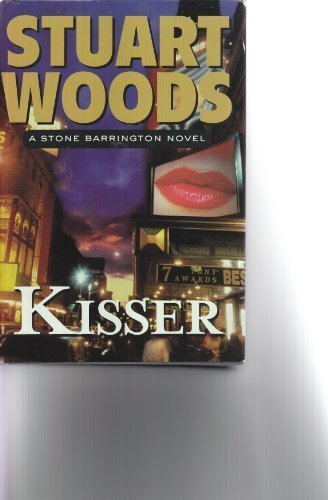 9781615237913: Kisser: A Stone Barrington Novel (Doubleday Large Print Home Library Edition)