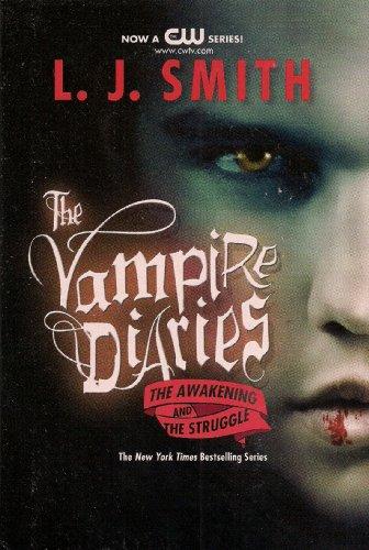 9781615238187: The Vampire Diaries: The Awakening and The Struggle (The Vampire Diaries Series)