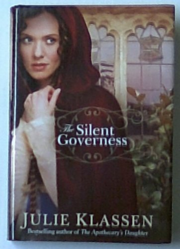 9781615239412: Silent Governess - Large Print Edition