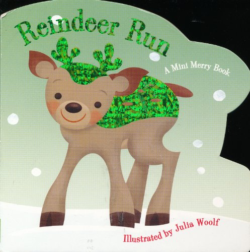 9781615240692: Reindeer Run (A Mini Merry Book)
