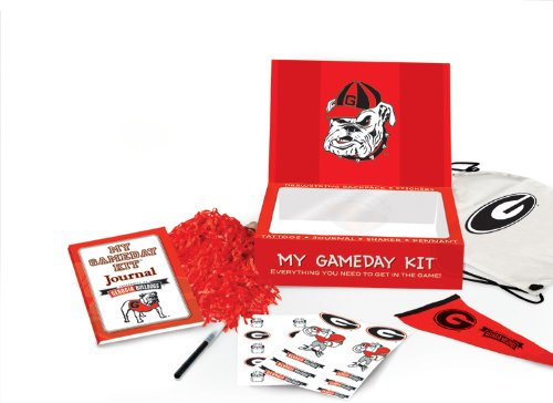 Georgia Game-Day Kit (My Gameday Kit) (9781615240951) by Piggy Toes Press